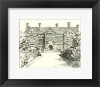 Framed English Architecture I