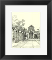 Framed English Architecture V