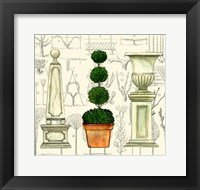 Framed Garden Topiary