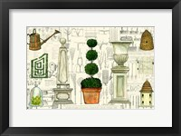 Framed Garden Collection II