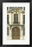 Framed Elegant Entrance II