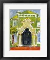 Framed At Home in Paradise V