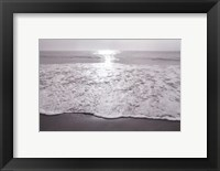 Framed Ocean Sunrise III