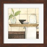 Framed Contemporary Bath IV