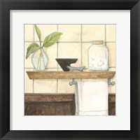 Framed Contemporary Bath IV