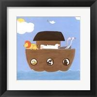 Framed Noah's Ark II