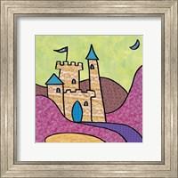 Framed Calico Kingdom III