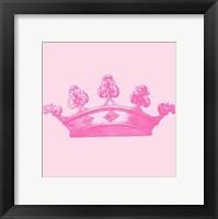 Framed Princess Crown II