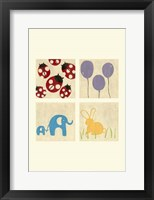 Best Friends Forever II Framed Print