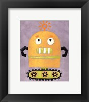 Take me to your Leader II Framed Print