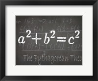 Mathematical Elements IV Framed Print