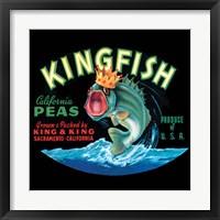 Framed Kingfish