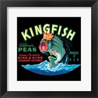 Framed Kingfish