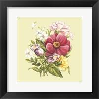 Framed Summer Bouquet II