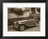Framed Vintage Cars II
