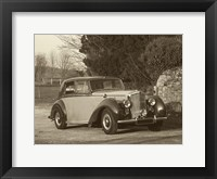 Framed Vintage Cars III