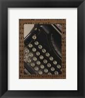 Framed Vintage Type I