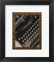 Framed Vintage Type II