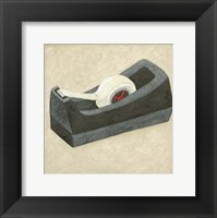 Classic Office VI Framed Print