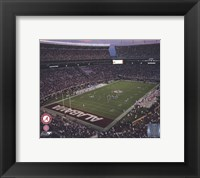 Framed Bryant Denny Stadium University of Alabama 2010