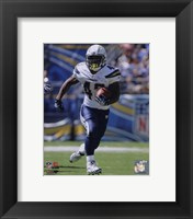 Framed Darren Sproles 2010 Action