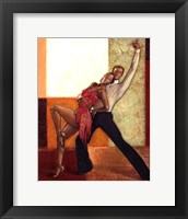 Framed Dance I