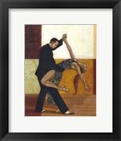 Framed Dance III
