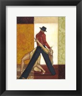 Framed Dance IV