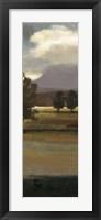 Framed Mountain Range III