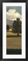 Framed Mountain Range IV