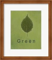 Framed Going Green II