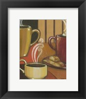 Another Cup III Framed Print