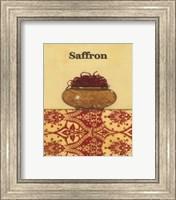 Framed Exotic Spices - Saffron