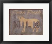 Framed Milk