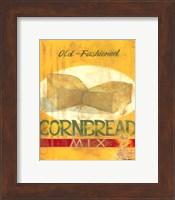 Framed Cornbread Mix