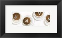 Framed Mus Hav Java