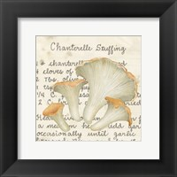 Framed Chanterelle