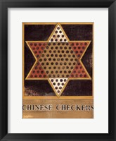 Framed Chinese Checkers