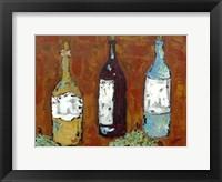 In Vino Veritas I Framed Print