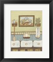 Framed Seabreeze Bath IV