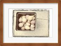 Framed Basket of Figs