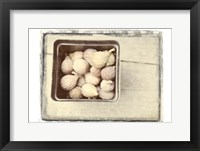 Framed Basket of Figs