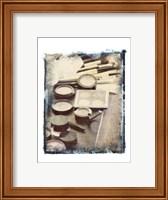 Framed Powder Room II