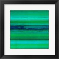 Framed Verigated Sky II