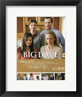 Framed Big Love HBO