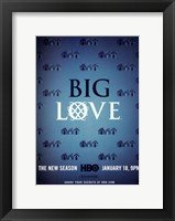Framed Big Love Logo