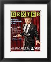 Framed Dexter Wired Spoof