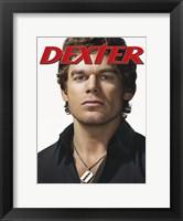 Framed Dexter Headshot