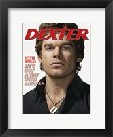 Framed Dexter Out He's Got a Way with Murder