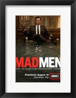 Framed Mad Men
